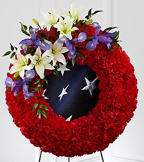 To Honor Their Country™ Wreath